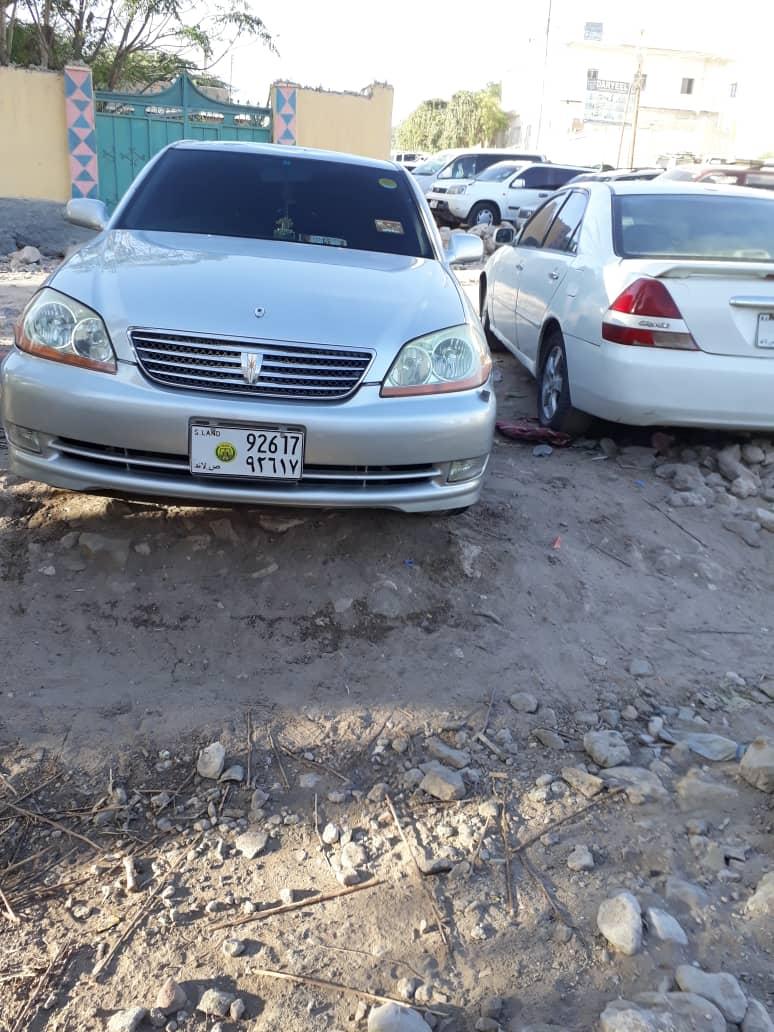 Gaadhi Toyota110 oo iib ah Hargeisa