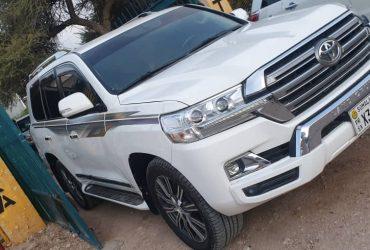 Toyota landcruiser gxr v8 hargeisa somaliland