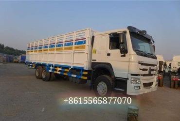 SINOTRUK HOWO 6×4 371hp Cargo Truck