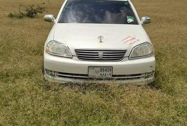 Toyota mark2 11o iib ah Gabiley Somaliland