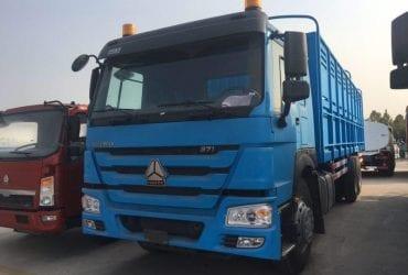 Howo truck Djibouti iib ah