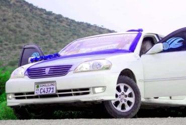 Toyota mark2110 iib ah hargeisa/2004