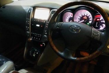 Toyota harier 2.4 /2007,iib ah hargeisa