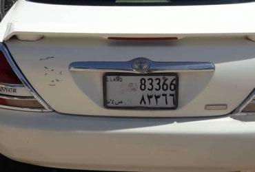 Toyota 110 iib ah hargeisa/2002