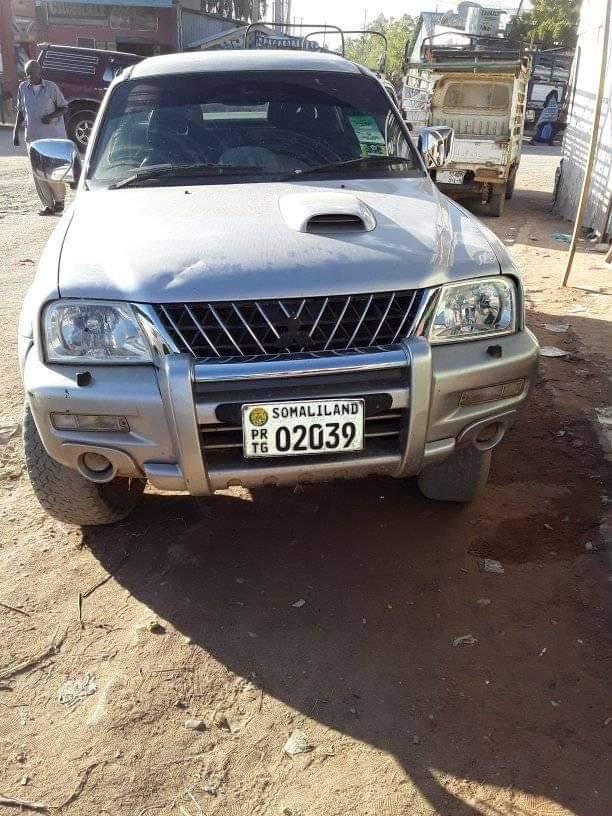 Mitsubishi truck iib ah Burco