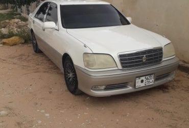 Toyota crown iib ah Hargeisa Somaliland