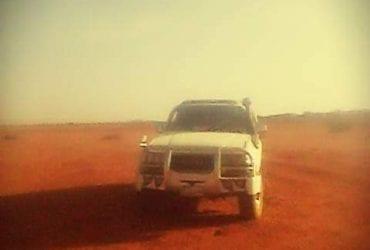 Toyota Land Cruiser Burco Somaliland