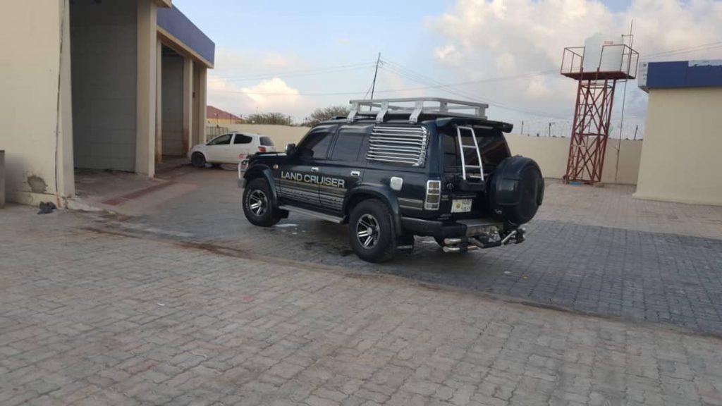 Toyota LandCruiser vx Hargeisa Somaliland