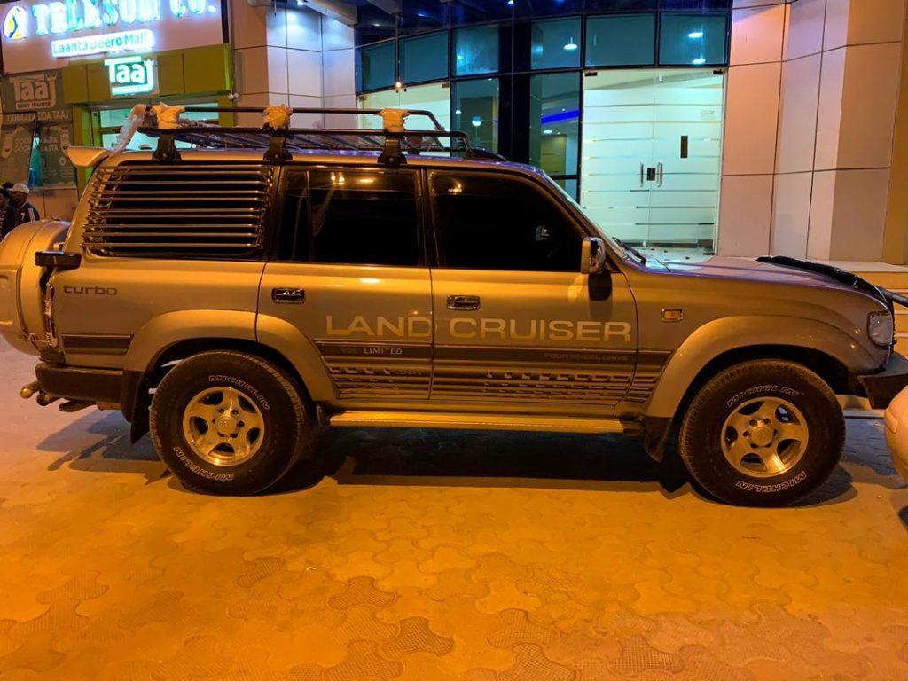 Toyota LandCruiser vx iib ah Hargeysa Somaliland