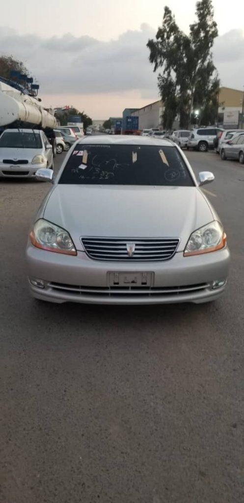 Toyota 110 iib ah berbera port/2004