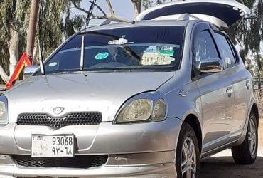 Toyota vitz iib ah hargeisa
