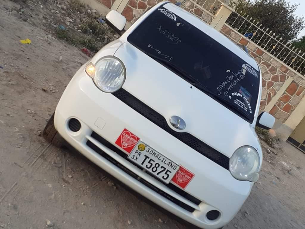 Toyota sienta iib ah
