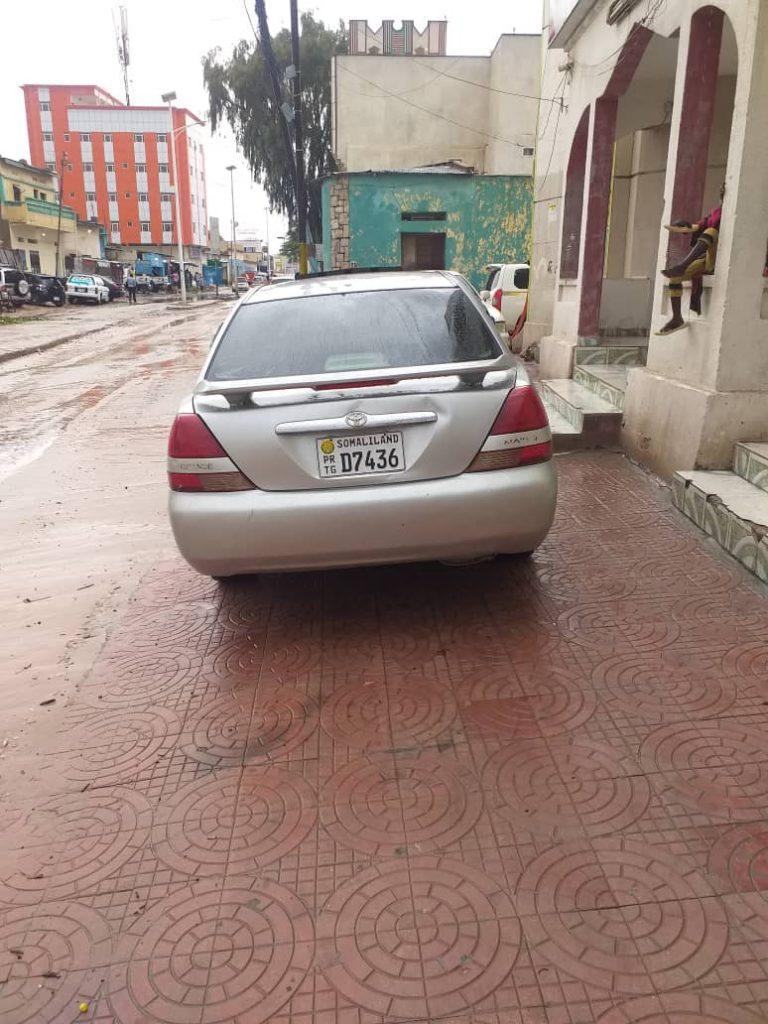 Toyota 110 iib ah hrgeisa