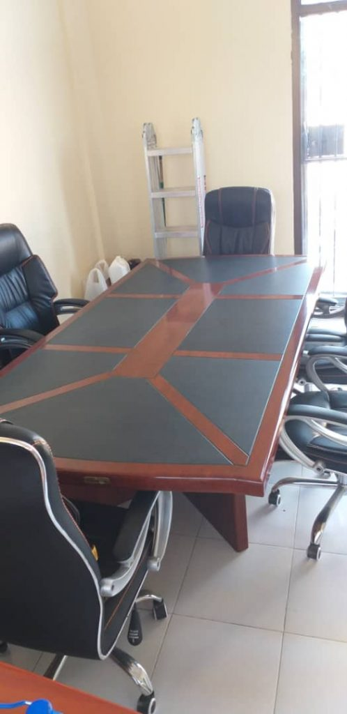 Conference Table + 6 Chairs