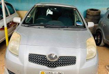 Toyota vitz iib hargeisa somaliland