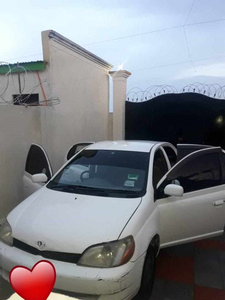 Toyota plaza iib ah hargeisa