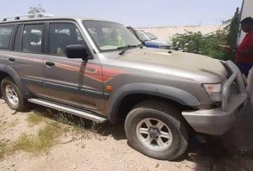 Nissan safari iib ah berbera port
