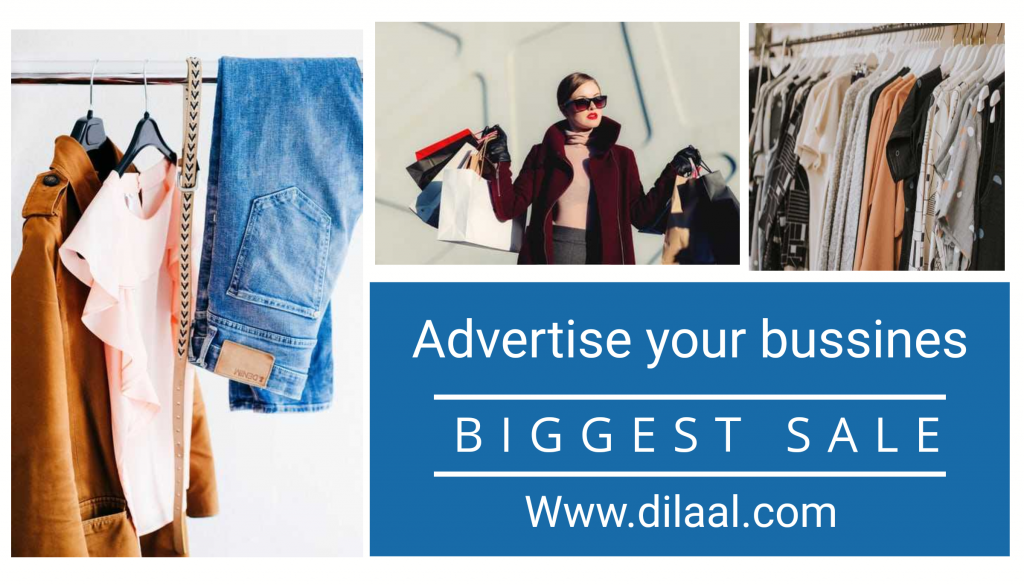 Advertise your bussines free  at  dilaal.com