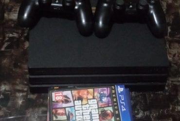 Playstation 4 pros