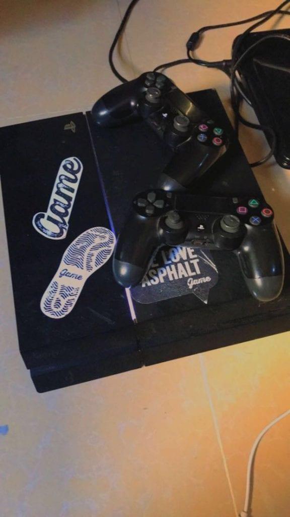 PS4 iib ah