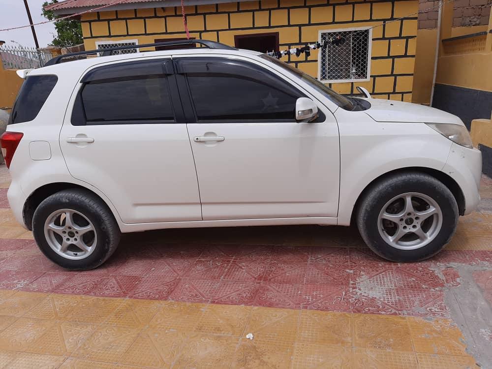 Toyota rush iib ah hargeisa