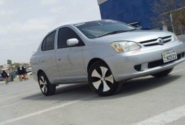 Toyota platz iib ah hargeisa