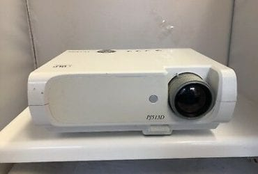 Sonicview projector pj513d