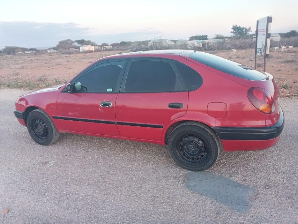 Toyota corola 1.3cc/1998 iib ah burco
