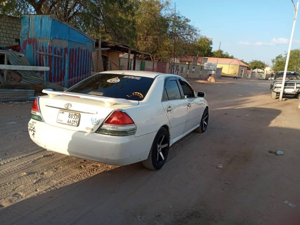 Toyota 110 iib ah burco somaliland